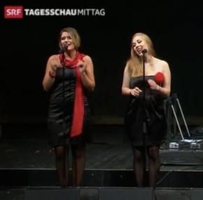 Eindrücke von der OLMA Eröffnung mit TheLadybirds