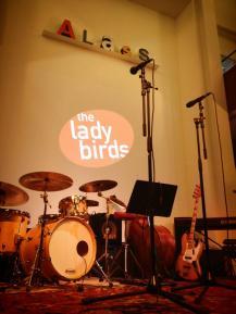 Im «Alass» Zofingen, einem kleinen, feinen Jazzclub wie aus dem Bilderbuch