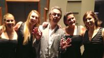 Er ist alles andere als ein «Mürgu»: Massimo Rocchi und the Ladybirds bei einem Privatauftritt im Hotel Schweizerhof Bern