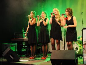 The Ladybirds HESO 2014