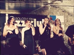 Jazzclub Solothurn Weihnachtskonzert 2015