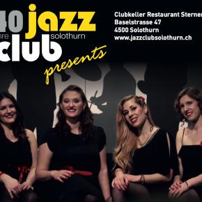 20. Dezember | Christmas Special im JazzclubSolothurn